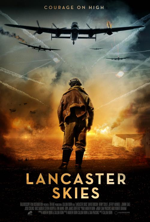 Burning Skies: Bomber Command