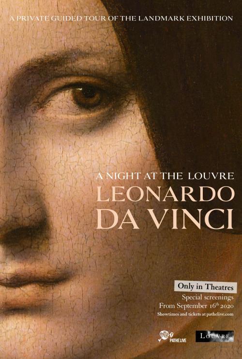 A Night at the Louvre: Leonardo da Vinci