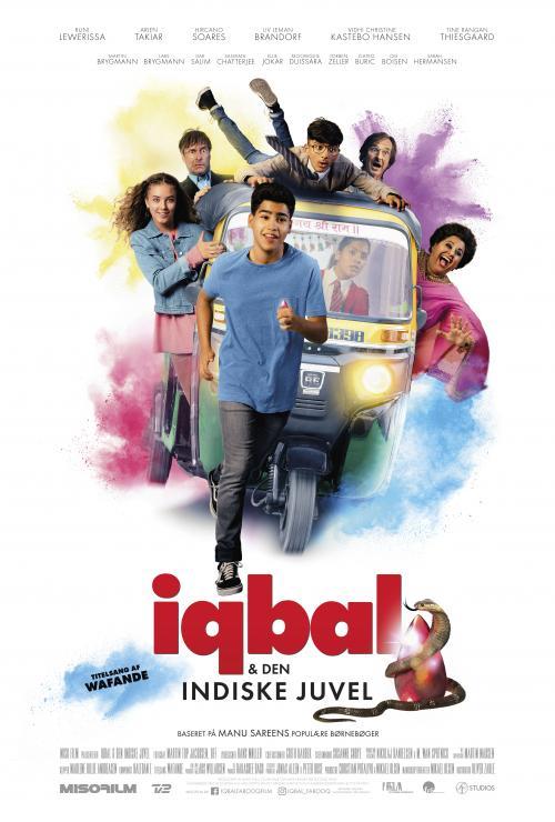 Iqbal and the Jewel of India