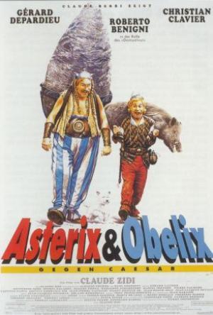 Ástríkur og Steinríkur gegn Sesari