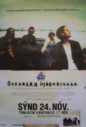 Óskabörn þjóðarinnar