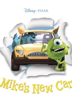 Monsters Inc - Mike's New Car