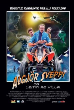 Algjör Sveppi og leitin að Villa