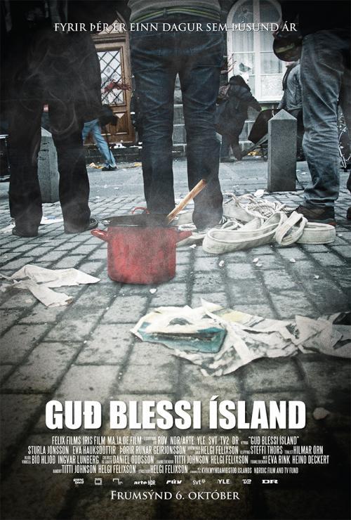 Guð blessi Ísland