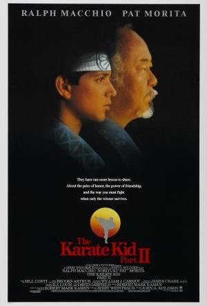 Karate Kid, Part II