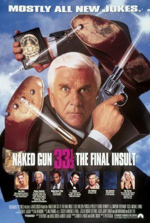 The Naked Gun 33 ⅓: The Final Insult