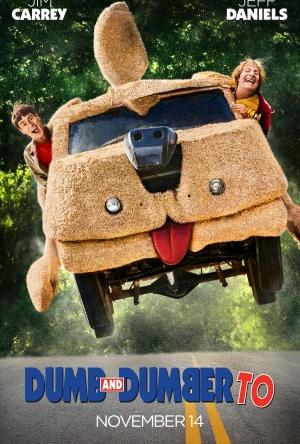 Plakat fyrir Dumb and Dumber To (2014)