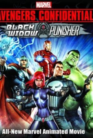 Avengers Confidential: Black Widow