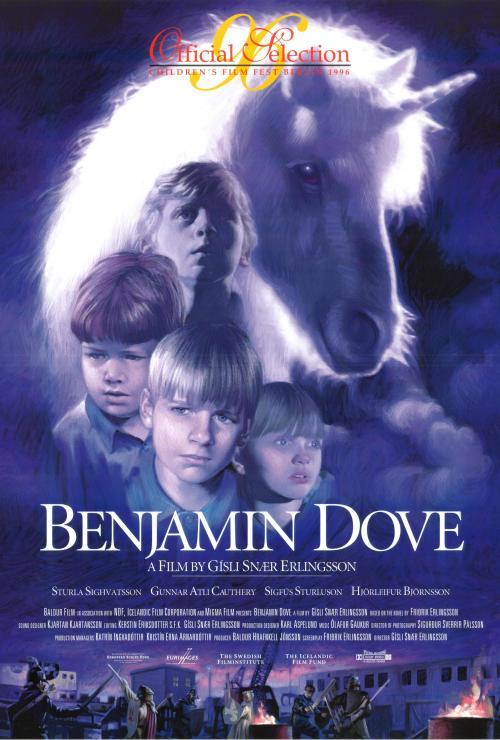 Benjamín Dúfa