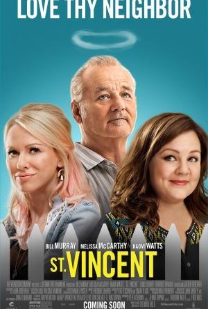 Plakat fyrir St. Vincent (2014)