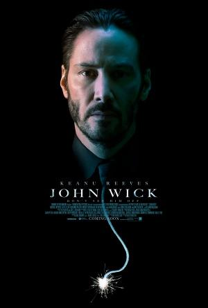 Plakat fyrir John Wick (2014)