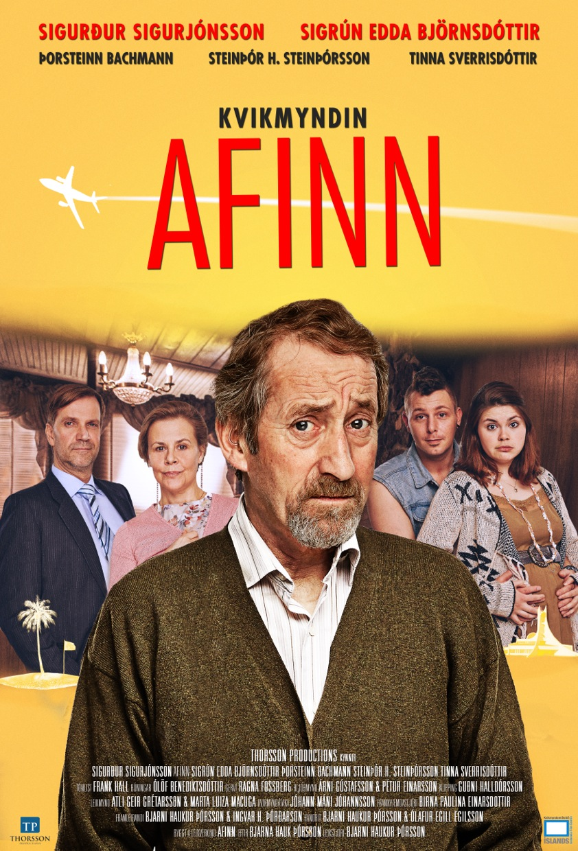 Plakat fyrir Afinn (2014)