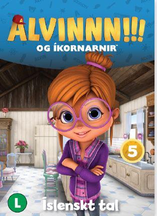 Alvinnn!!! og íkornarnir - 5