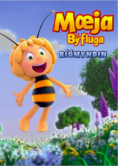 Mæja býfluga - bíómyndin
