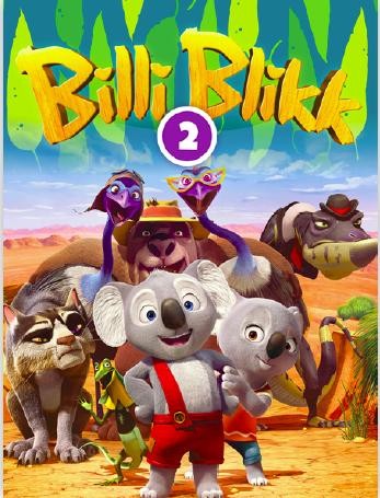 Billi Blikk  - 2