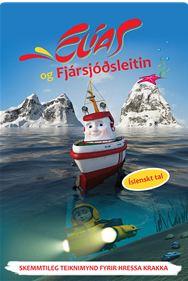 Elías og fjársjóðsleitin