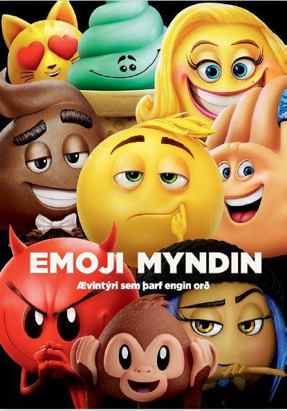 Emoji myndin