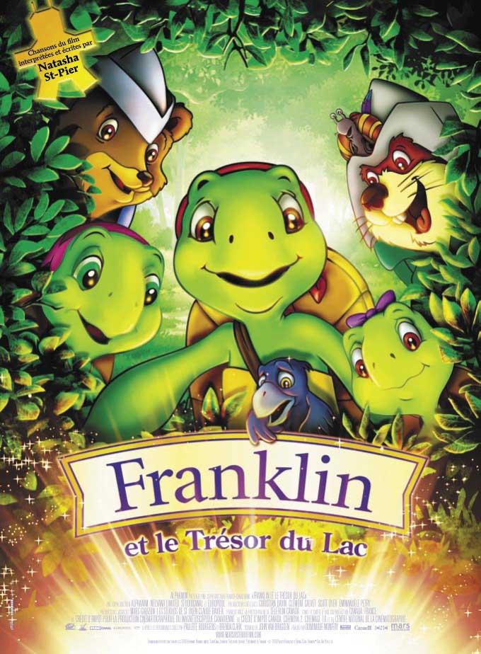 Franklin og fjársjóðurinn