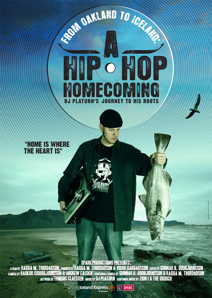 From Oakland to Iceland: A Hip-Hop Homecoming
