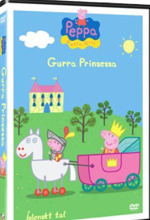 Gurra Grís - Gurra prinsessa