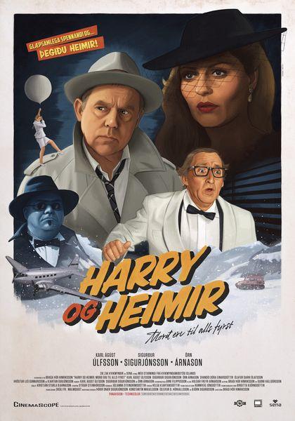 Harry og Heimir: Morð eru til alls fyrst