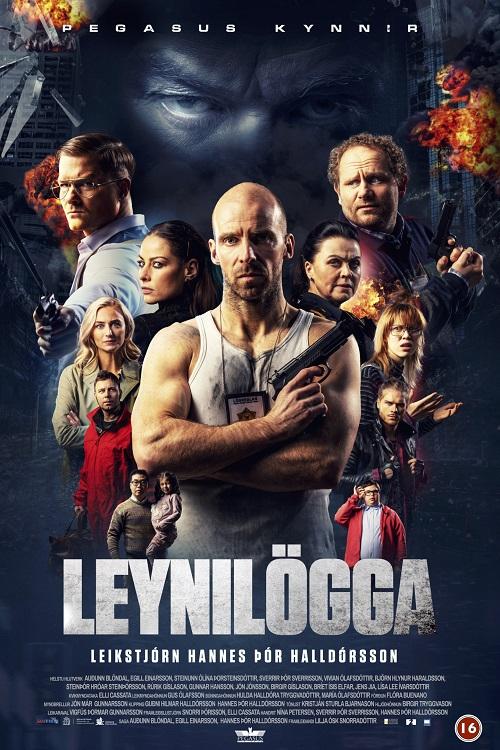 Leynilögga