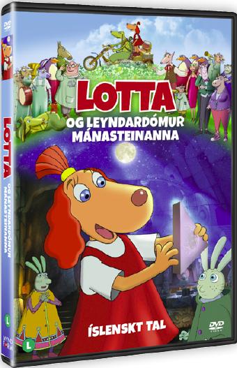 Lotta og leyndardómur mánasteinanna