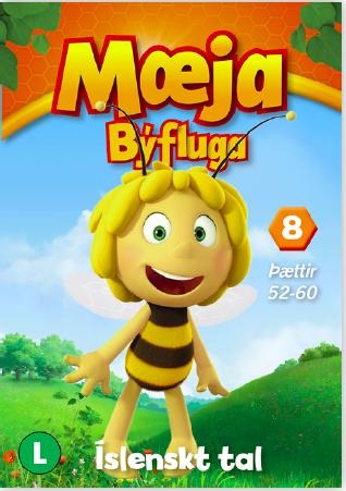 Mæja býfluga - 8