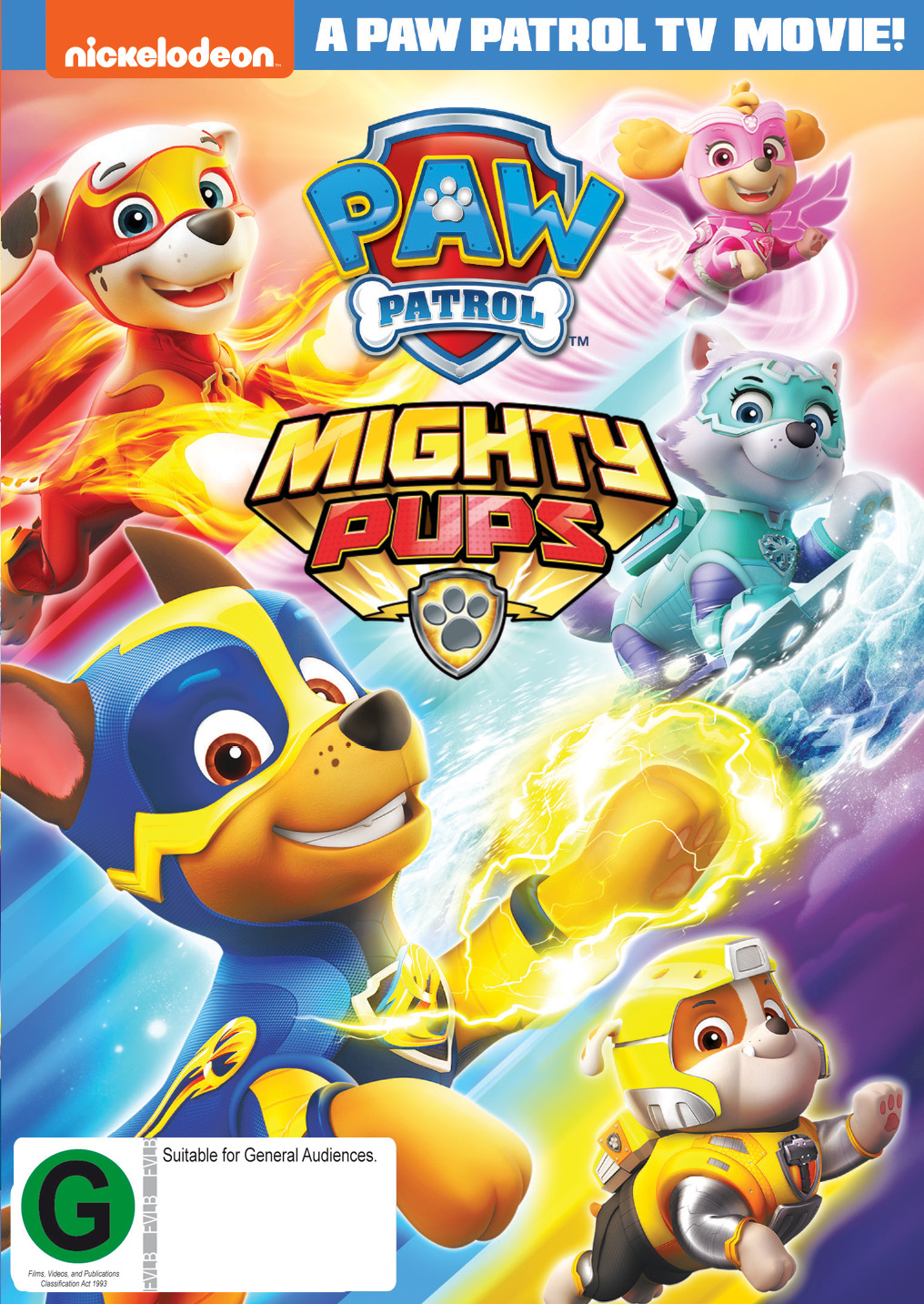 Paw Patrol: Mighty Pubs