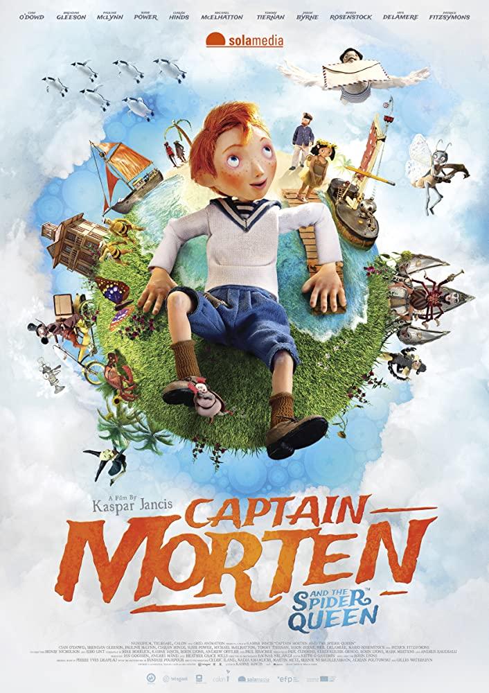 Captain Morten and the Spider Queen