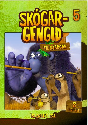 Skógargengið 5