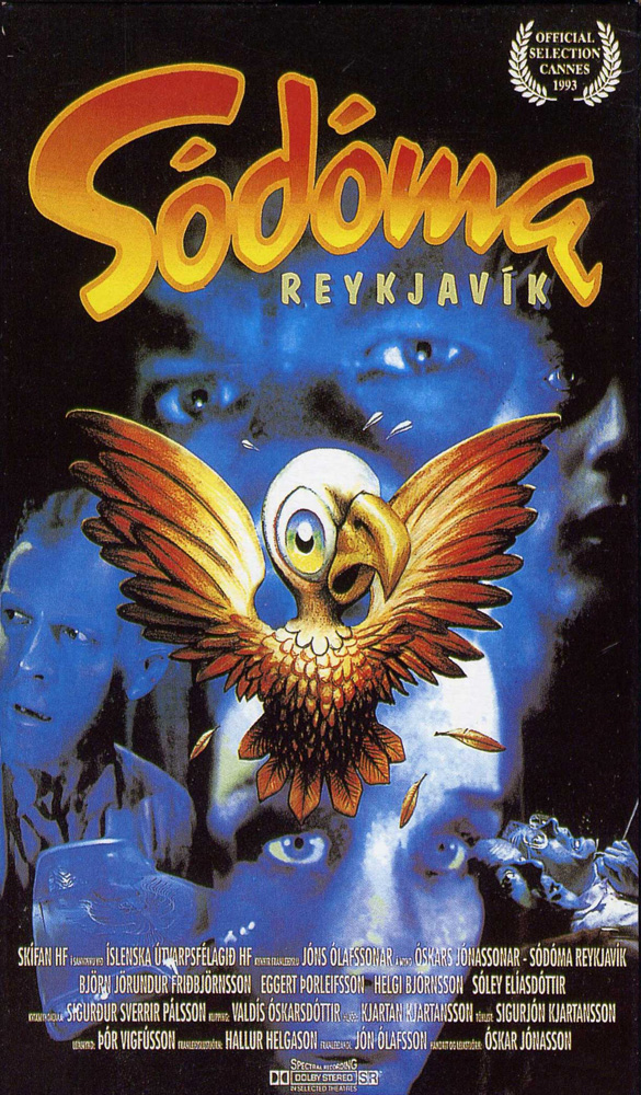 Sódóma Reykjavík