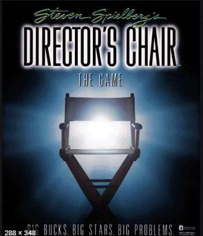 Steven Spielberg's Director's Chair