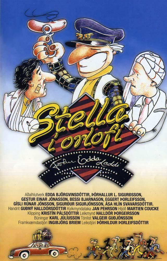 Stella í orlofi