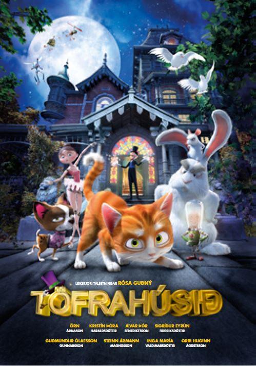 Plakat fyrir Töfrahúsið (2013)