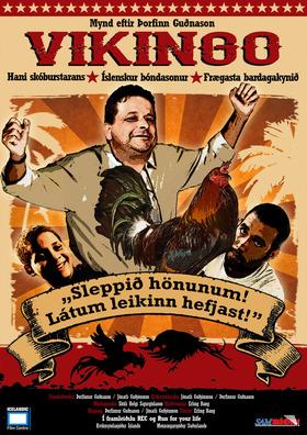 Plakat fyrir Vikingoo (2014)