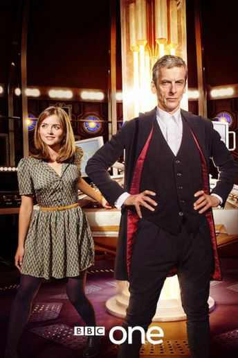 Dr. Who - Deep Breath (Series 8 Episode 1)