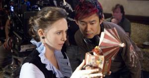 James Wan Vera Farmiga_The_Conjuring