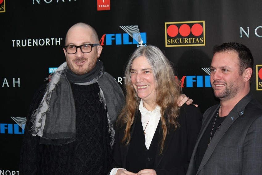 Darren Aronofsky patty smith