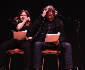 """Film Independent Presents The World Premiere Of A Staged Reading By Quentin Tarantino: """"The Hateful Eight"""""""