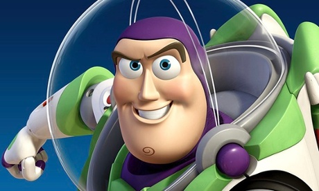 Buzz Lightyear from Toy Story 3