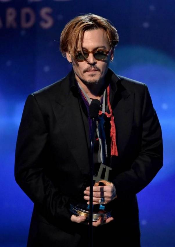 18th Annual Hollywood Film Awards - Show