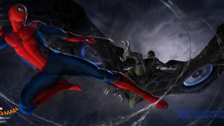 vulture-spider-man