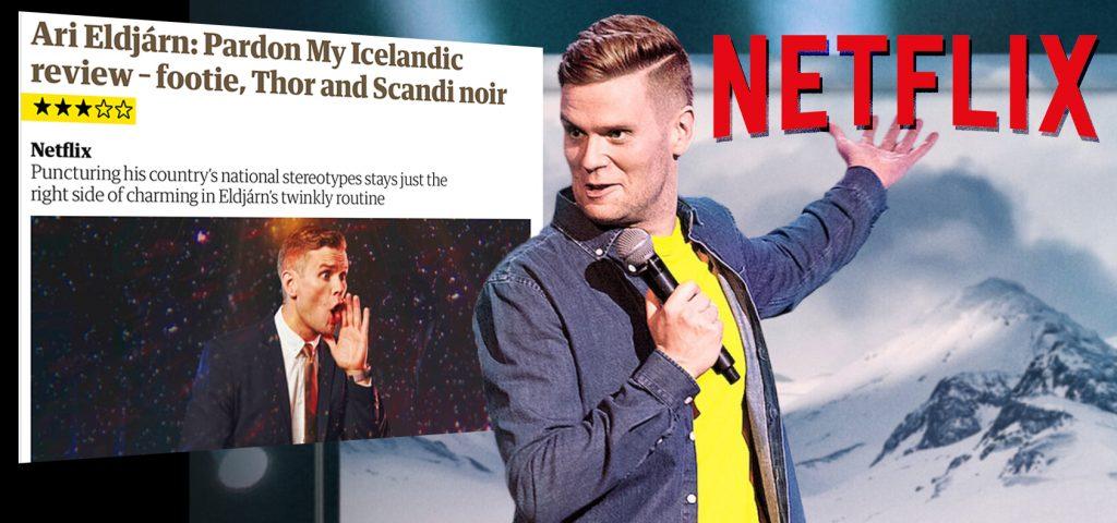 Íslendingar og fleiri víða hafa tjáð sig. Þar á meðal The Guardian.
