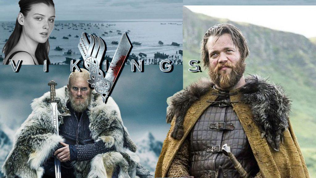 Afleggjari (e.  af Vikings í aðsigi